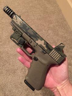 9 Best Cerakote Coatings Images Firearms Guns Military Guns