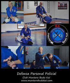 Cursos de Defensa Personal Policial - #ArtesMarciales #DefensaPersonal #SelfDefence