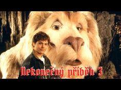 Nekonečný příběh 3 | český dabing - YouTube Music, Youtube, Movie Posters, Movies, Animals, Musica, Musik, Animales, Films