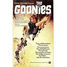 The Goonies by James Kahn