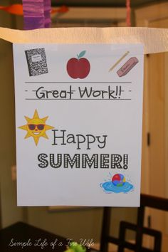 My kids finished up their last day of school Monday afternoon. Tuesday morning at I heard the words. The words every mom dreads to he. Happy Summer, Summer Fun, Fire Kids, Last Day Of School, Celebrations, Posts, Simple, Blog, Life