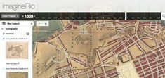 """A Rice University mapping project seeks to illustrate """"the social and urban evolution"""" of the city since its birth."""