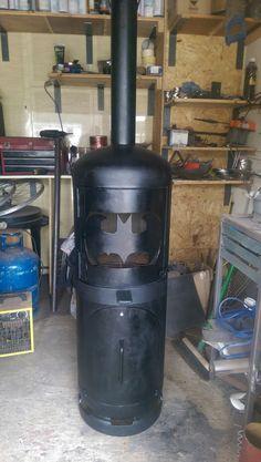 Batman burner