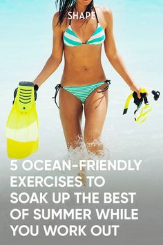 Fit in a quick workout without missing a second of summer. #workout #beachworkouts #outdoorfitness Beach Workouts, Cardio Workouts, Outdoor Workouts, Intense Cardio Workout, Sweat It Out, Second Of Summer, You Working, You Fitness, Ocean