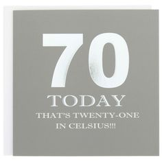 70th birthday cards men - Google Search                                                                                                                                                                                 More