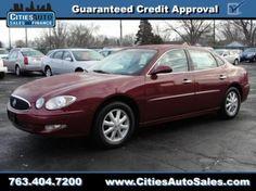 Minneapolis-cars-for-sale | 2005 Buick LaCrosse CXL | minneapoliscarsforsale.com