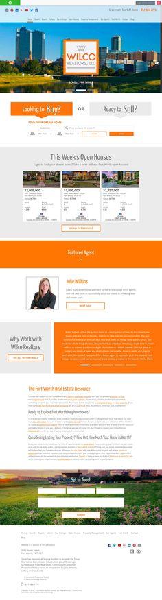 17 Best Custom Designed Real Estate Websites by Dakno Marketing