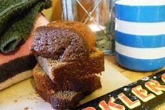 .Gingerbread cake.....looks yummy......