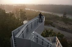 Torre de Observación sobre el Río Mur / terrain:loenhart (19)