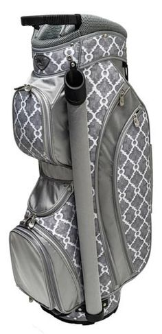 In the market for a new golf bag? Lori's Golf Shoppe offers a great selection of women's golf cart bags to compliment your game. Choose your golf bag online! Ladies Golf Clubs, Ladies Golf Bags, Used Golf Clubs, Girls Golf, Women Golf, Golf Outfit, Golf Attire, Golf Push Cart, Golf Club Grips