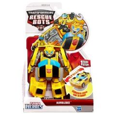 Transformers RESCUE BOTS BUMBLEBEE PLAYSKOOL HEROES NEW