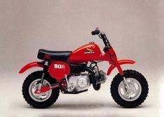Mini Motorbike, Mini Bike, Honda Cub, Honda Motorcycles, Motorcycle Design, Motocross, Motorbikes, Cubs, Scooters