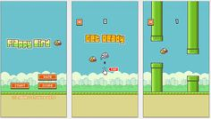Free Download Full Version of Flappy Bird Game.