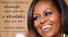 First Lady Michelle Obama: The Strength Behind The Power