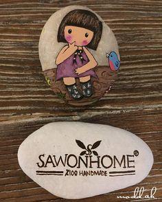 sevgili @sawonhome için zevkle boyadım.mutlu,güzel günlerde kullanması dileğiyle...