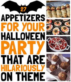27 Fun Snacks For A Halloween Party - BuzzFeed Mobile