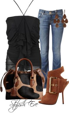 """Untitled #1614"" by stylisheve ❤ liked on Polyvore"