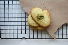 Recipe: Pistachio-Lemon Langues de Chat (Cat's Tongues)