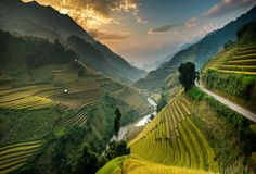 Mù Cang Chải by Nutthavood Punpeng on 500px