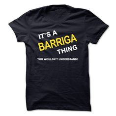 Its A Barriga Thing