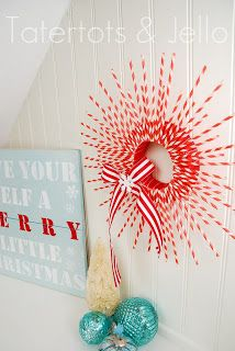 25 DIY Christmas Wreaths | Six Sisters' Stuff