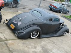 36 ford   ... hot rods and customs :: Because less is more.: evolution of a 36 ford