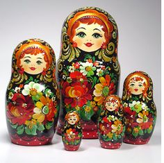 Matrushka dolls