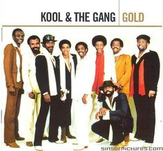 Kool and the gang.....get down get down