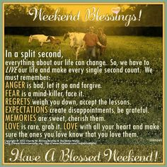 Amen! O:) A blessed weekend and much love to ALL our family and friends! <3 :) <3