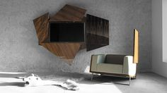 BOXETTI / MO: Scintillating Decor Transforms Your Home with Dynamic Cubism!