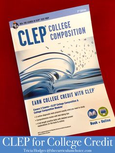 Homeschoolers can save future college tuition costs with CLEP for college credits and REA's college test prep resources for both CLEP and AP.