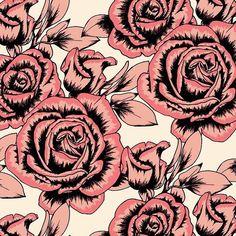 Spring is blooming. This floral print is available over on @patternbank. Link in profile! #floral #flowers #floralprint #print #pattern #patternbank #patterndesign #surfacedesign #textiledesign #patternlife #creativityfound #mybeautifulmess #flashesofdelight #lovelysquares #photosinbetween #persuepretty  #livecreative #livebeautifully #creativrpreneur #girlboss #lizeetish #artistsoninstagram IG: @lizeetish