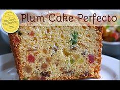 Como hacer un Plum Cake perfecto y SUPER FACIL - YouTube