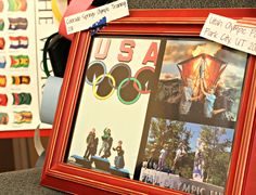 Moore Minutes: Let the Games Begin! Olympic Ideas Resource