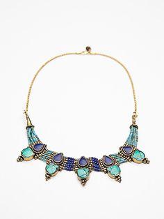Karen London Free Bird Necklace at Free People Clothing Boutique