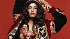 While making the new album Matangi, the singer-rapper discovered she had a divine counterpart: a Hindu goddess who shares both her birth name and her taste for self-expression. She speaks with NPR's David Greene about fame, war and controversy.