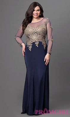 Shop long formal dresses and formal evening gowns at Simply Dresses. Women's formal dresses, long evening gowns, floor-length affordable evening dresses, and special-occasion formal dresses. Plus Size Long Dresses, Plus Size Gowns, Plus Size Party Dresses, Evening Dresses Plus Size, Prom Dresses Long With Sleeves, Evening Gowns, Sleeve Dresses, Evening Party, Floor Length Dresses