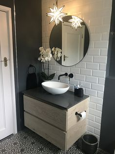 Modern Bathroom Vanity Sink - Modern Bathroom Vanity Sink , Bathroom Vanities 24 Grey Bathroom Vanity Glass Sink with Diy Bathroom Decor, Bathroom Renos, Bathroom Furniture, Bathroom Ideas, Bathroom Cabinets, Bathroom Vanities, Bathroom Organization, Master Bathroom, Master Master