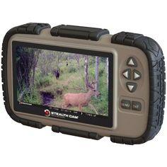Stealth Cam Stc-Crv43 Sd(Tm) Card Reader/Viewer