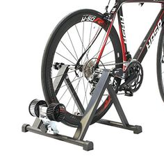 Bike Resistance Trainers - Indoor Bicycle Bike Wind Trainer >>> Details can be found by clicking on the image.