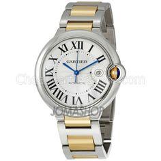 Cartier Ballon Bleu Mens Watch Replica