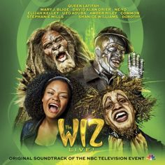 "Sony Masterworks and Broadway Records will release the original soundtrack of the NBC Television event "" The Wiz Live!"" Available now for preorder at Amazon.com, ""The Wiz LIVE!"" soundtrack features the well-known hits ""Ease on Down the Road,"" ""A Brand New Day"" and ""Home,"" plus the new song ""We Got It."" Written by Grammy Award winners, Ne-Yo , Harvey Mason, Jr. and Stephen Oremus with Elijah Kelley. http://krakowerpolingpr.tumblr.com/post/133877811418/pr-the-wiz-live"