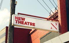 #inspiringbrands New Theatre