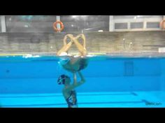 YouTube Traditional Christmas Songs, Synchronized Swimming, Sport Wear, Dance, Workout, World, Water, Youtube, Active Wear