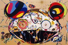 """""""Tan Tan Bo"""" by Takashi Murakami, 2001."""