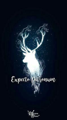 15 Harry Potter inspired wallpapers to fill . - Mobile wallpaper with the illuminated silhouette of in deer, expecto patronum, Harry Potter Harry Potter Tumblr, Harry Potter Magie, Arte Do Harry Potter, Dobby Harry Potter, Theme Harry Potter, Harry Potter Spells, Harry Potter Pictures, Harry Potter Love, Harry Potter Universal