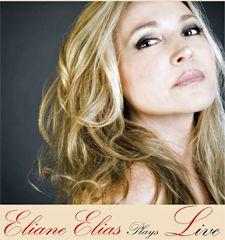 Eliane Elias-jazz pianist & vocalist