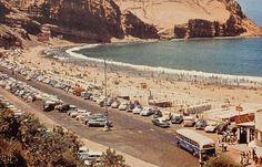Playa la Herradura 1958