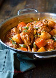 Spicy Korean Chicken Stew, Dakdoritang Recipe on Yummly Korean Dishes, Korean Food, Korean Beef, Vietnamese Food, Vietnamese Recipes, Dakdoritang Recipe, Spicy Korean Chicken, Korean Chicken Stew Recipe, Asian Recipes