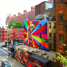 Highline 14th street